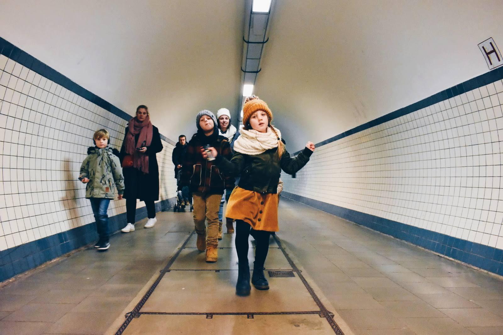 Winter in Antwerpen – Brieven aan Bijou