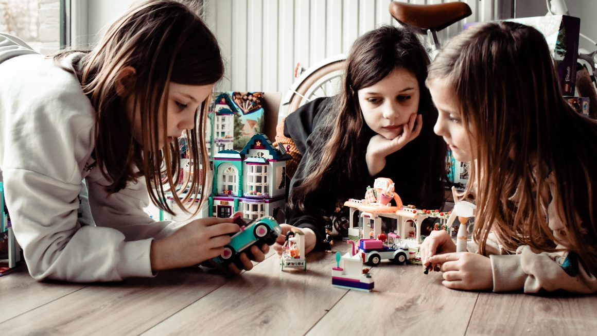 Fun met Lego Friends
