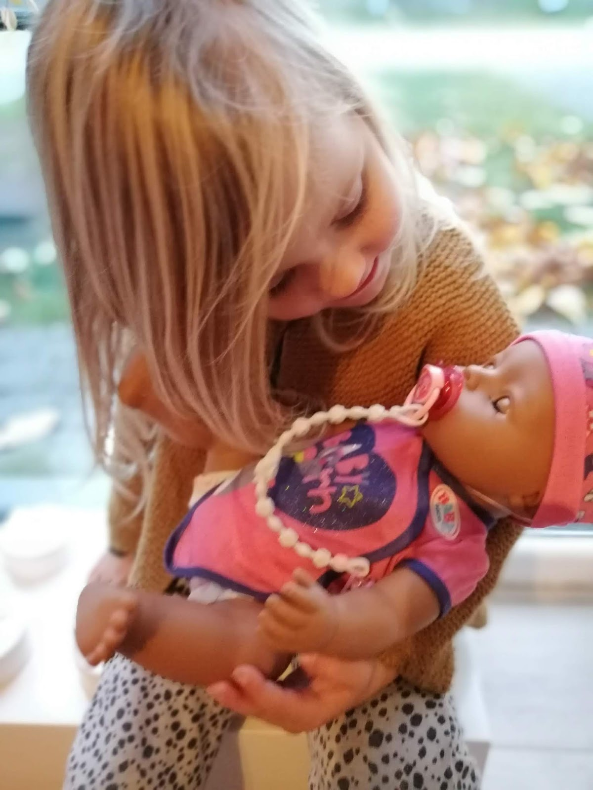Het leven van een poppenmoeder!