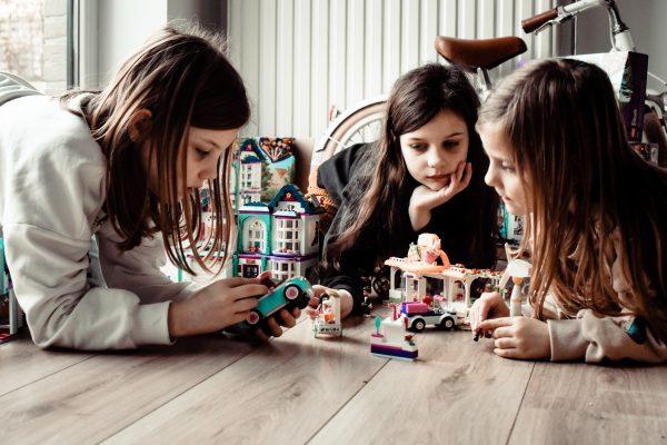Fun met Lego Friends